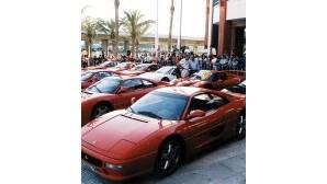 Fisco penhorou Ferraris e andares