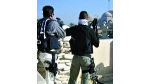GOE regressa do Iraque