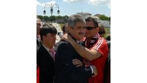 Vieira diz que vai assumir controlo total do futebol