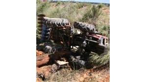 Reformado morre debaixo de tractor