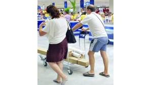 Ikea planeia três lojas até 2015