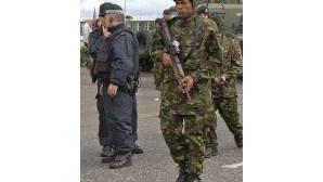 Exército deixa ruas do Ulster