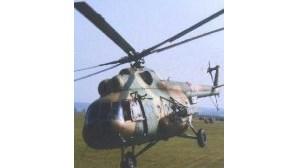 Helicóptero despenha-se na Rússia