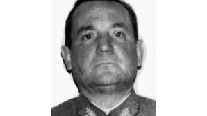 Pena perpétua para um oficial de Pinochet
