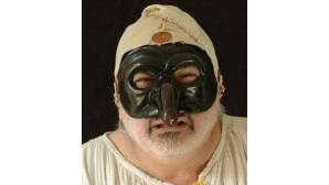 Máscaras assombram Castelo