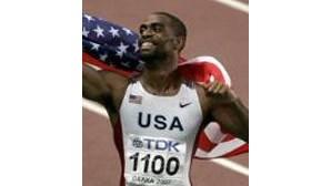 Tyson Gay sagra-se campeão dos 200m
