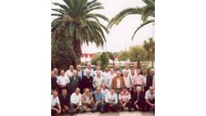 2.ª Companhia do Batalhão de Caçadores 5017 conviveu em Ançã