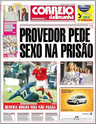 CAPA 26 MARÇO 2004