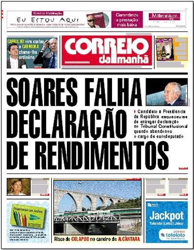 Capa 17 Setembro 2005