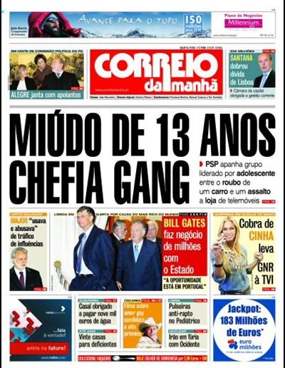 Capa 1 Fevereiro 2006