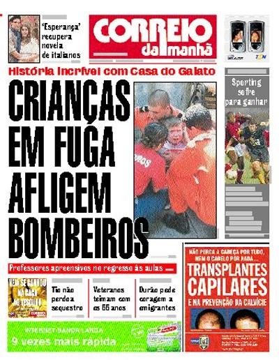 CAPA 2 DE SETEMBRO DE 2002