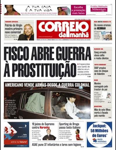Capa 29 Setembro 2006