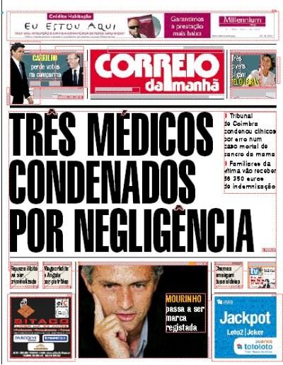 Capa 7 Outubro 2005