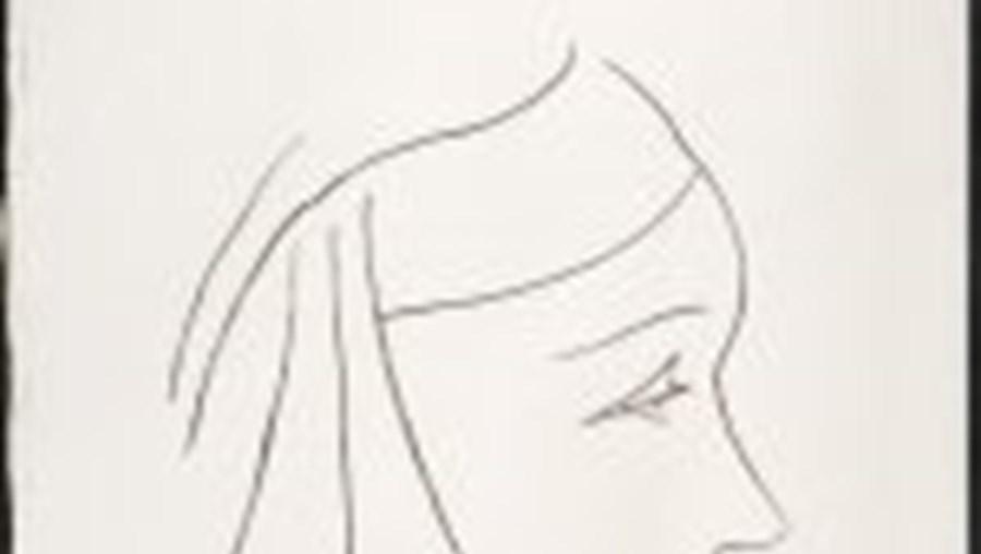 Desenhos de Matisse para as famosas cartas de amor da freira de Beja