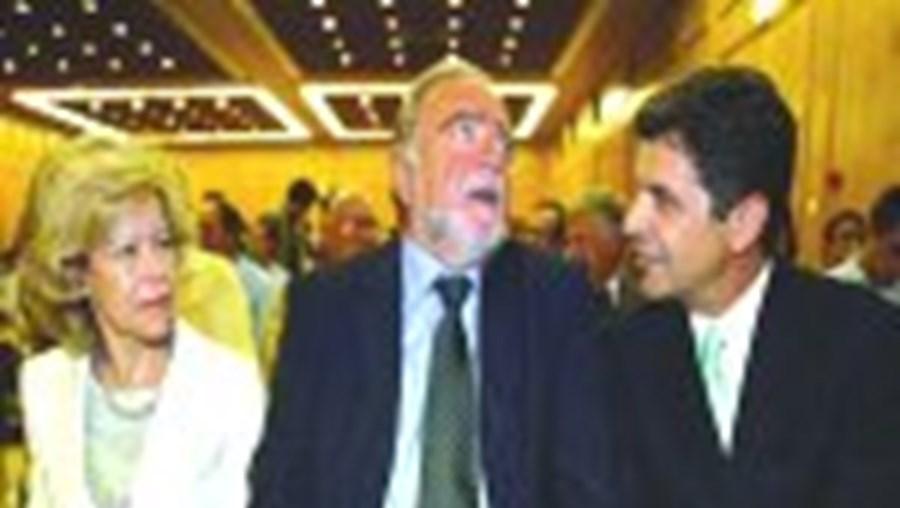 'Recuso o centrão', afirmou o candidato à liderança do PS