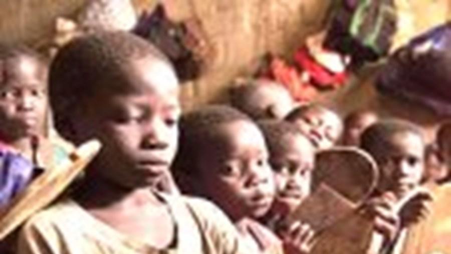 Crianças africanas são agora vítimas do tráfico de órgãos