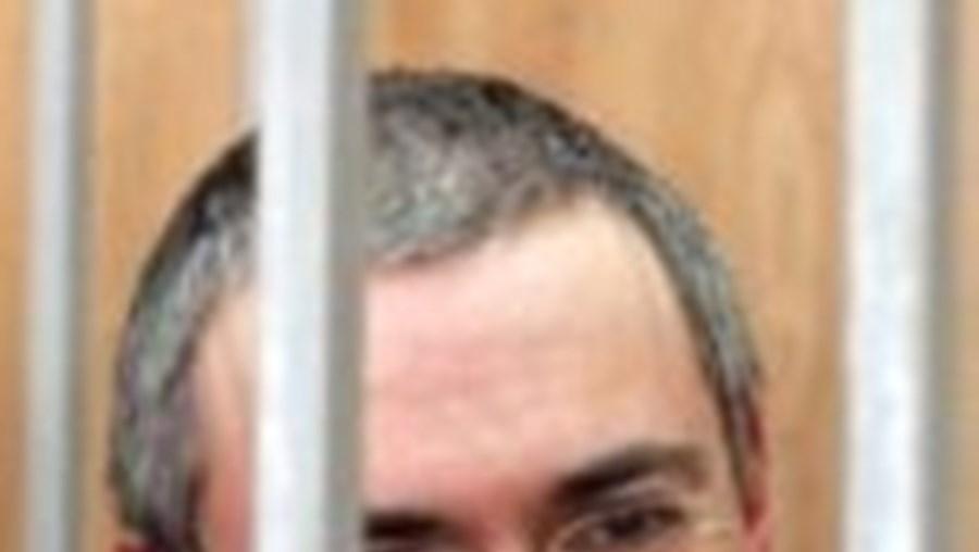 Ainda não foi hoje que Mikhail Khodorkovsky conheceu a sentença