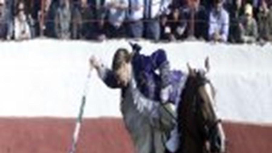 Ana Batista voltou a estar muito bem em ambos os oponentes