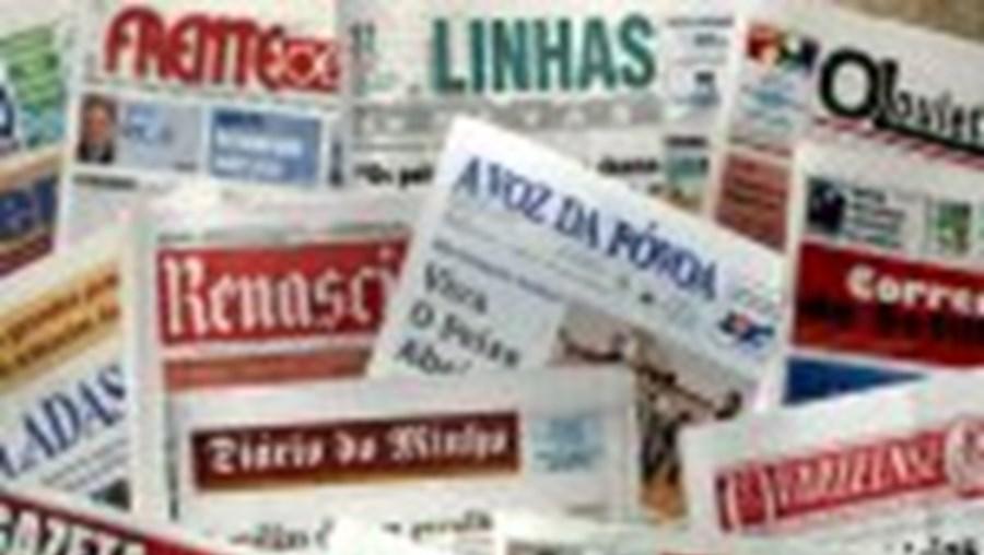 Existem 900 jornais regionais