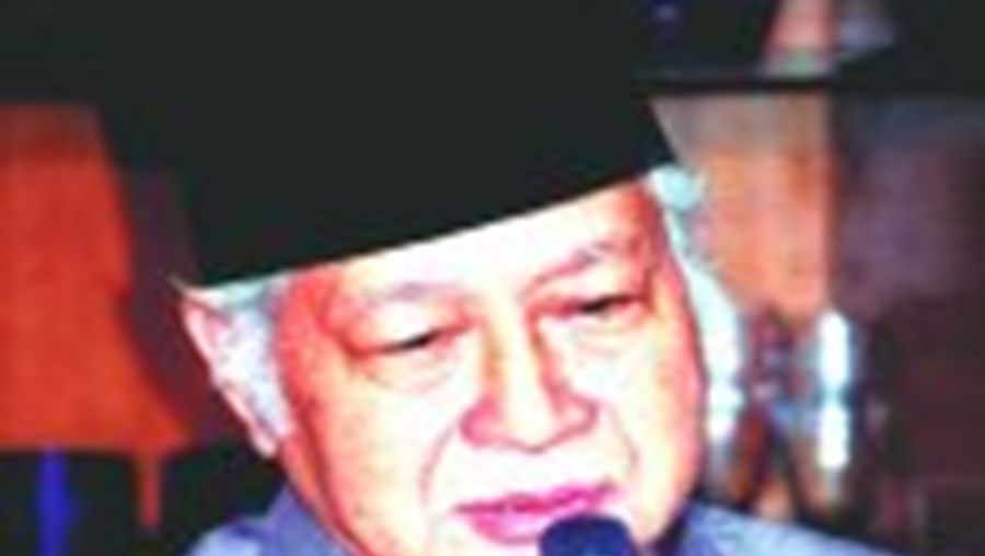 Ex-presidente da Iindonésia