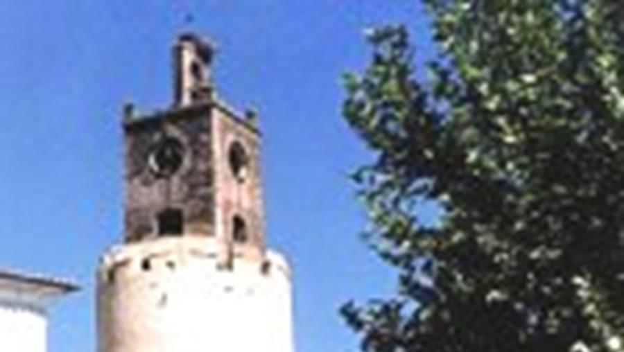 O castelo de Moura