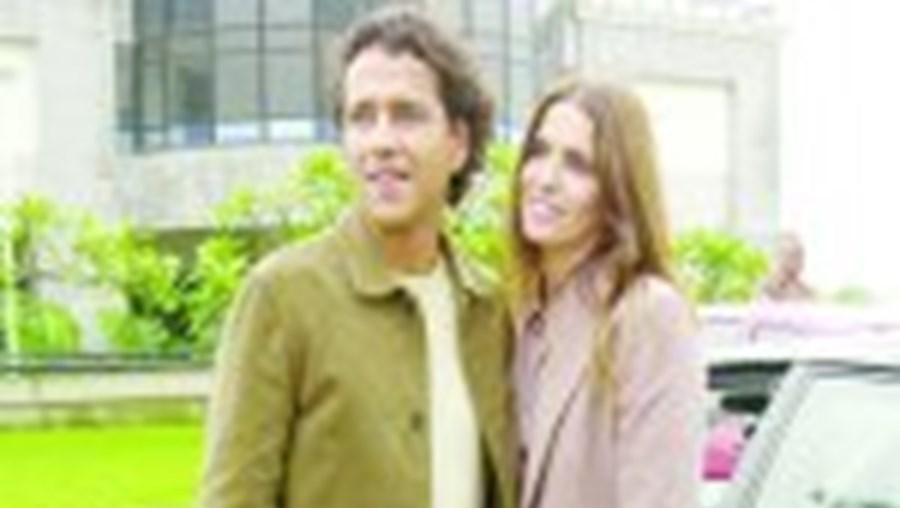 'Maria Clara Diniz' (Malu Mader) e 'Fernando' (Marcos Palmeira)