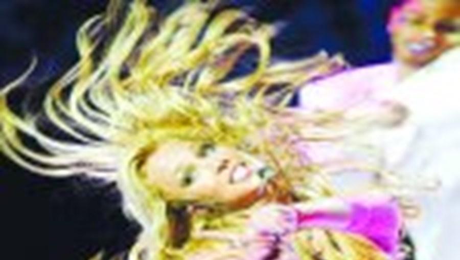 Britney Spears está de regresso às bocas do mundo: nó à vista!