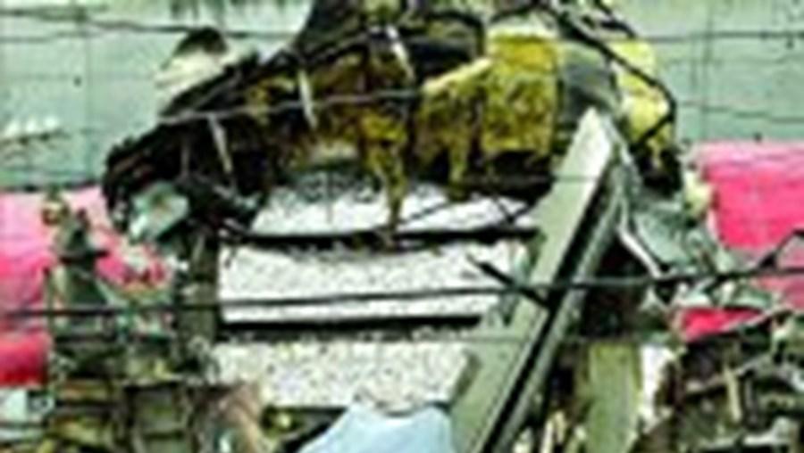 No atentado de Madrid o explosivo usado foi o 'Goma Eco2'