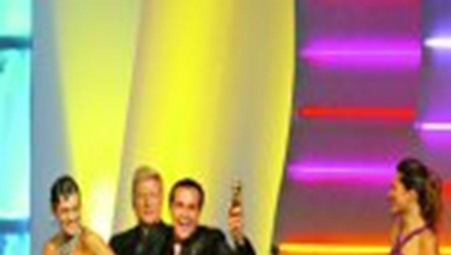 Os Globos de Ouro, iniciativa da SIC, foram até este ano os únicos prémios instituídos para televisão