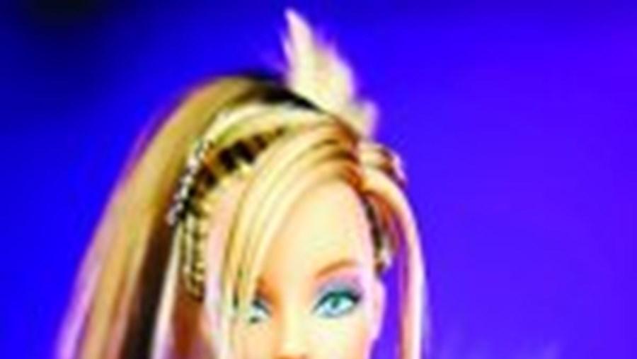 Barbies em exposição mundial