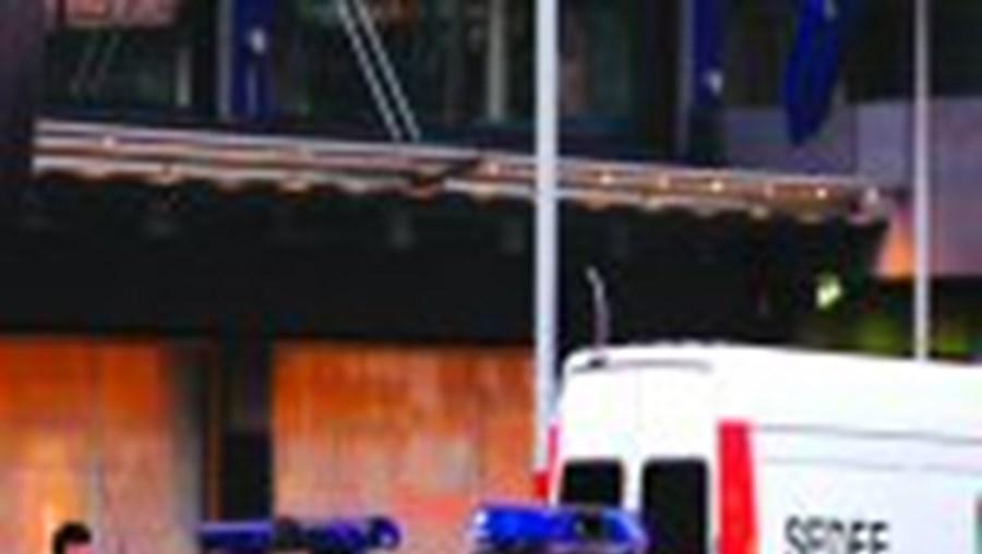 Conversações da Polícia belga com o barricado evitaram tragédia
