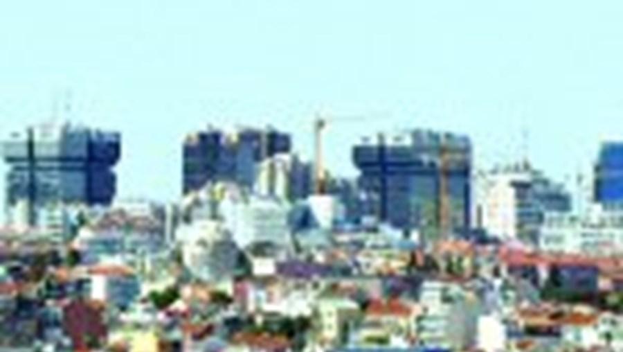Lisboa vale um terço do PIB