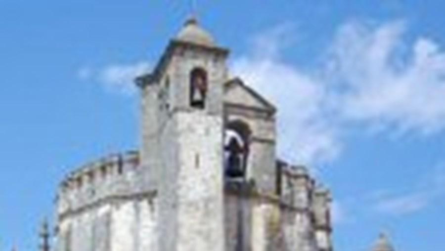 O Convento de Cristo, em Tomar