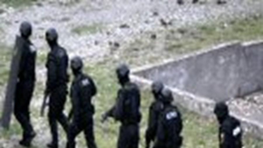 Perseguição terminou no Bairro Casal de São José, Mem Martins