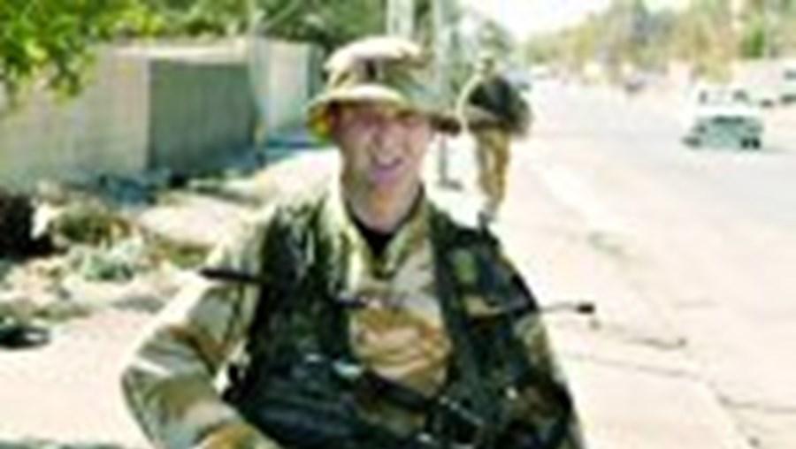 Soldados britânicos no Iraque