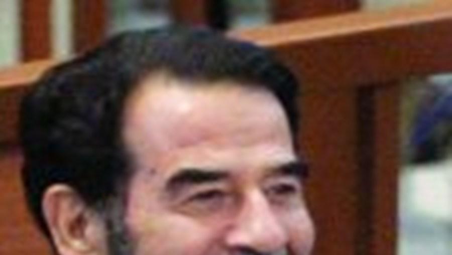 Saddam sempre polémico