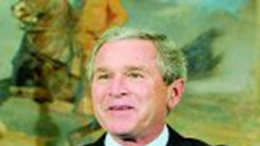 George W. Bush não aprovou