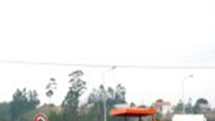 Acesso a Alviobeira, em Tomar, preocupa automobilistas