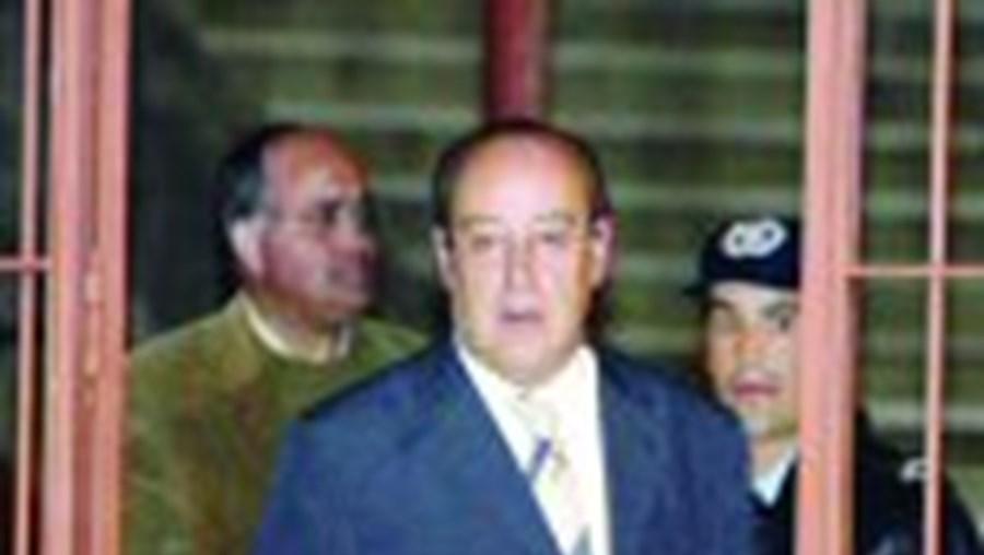 Pinto da Costa não estava em casa quando a PJ o foi deter, em Dezembro de 2004