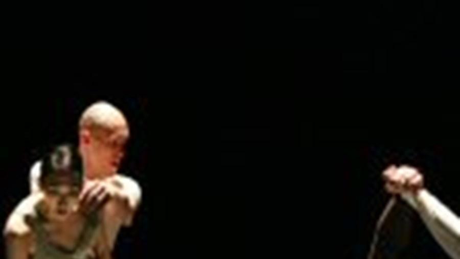 A companhia Scapino Ballet passou por Sintra este fim-de-semana