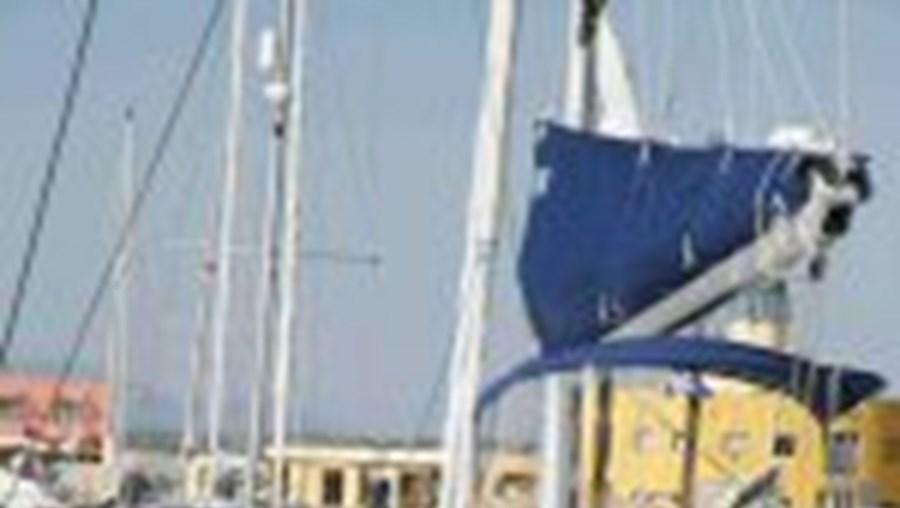 O acidente deu-se a bordo do catamarã da família da menina