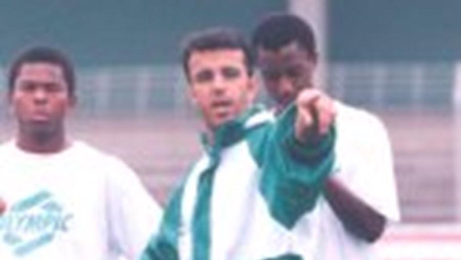Diamantino vai regressar ao V. Setúbal, onde iniciou a carreira em 1994