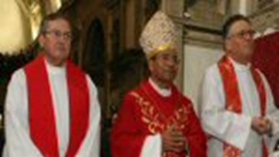 O bispo emérito de Díli esteve pela primeira vez na festa das fogaças