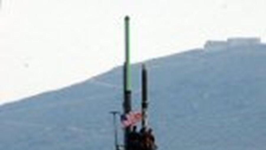 O USS Newport News, o submarino nuclear norte-americano envolvido no incidente