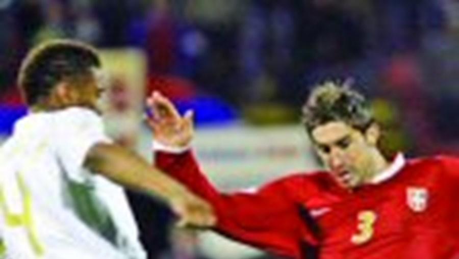 O Sérvia-Portugal é, agora, o terceiro desafio mais visto esta temporada