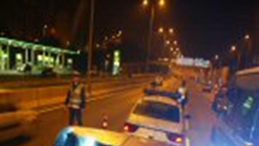 Na operação da Brigada de Trânsito da GNR na Grande Lisboa estiveram presentes 62 patrulhas, com um total de 151 elementos
