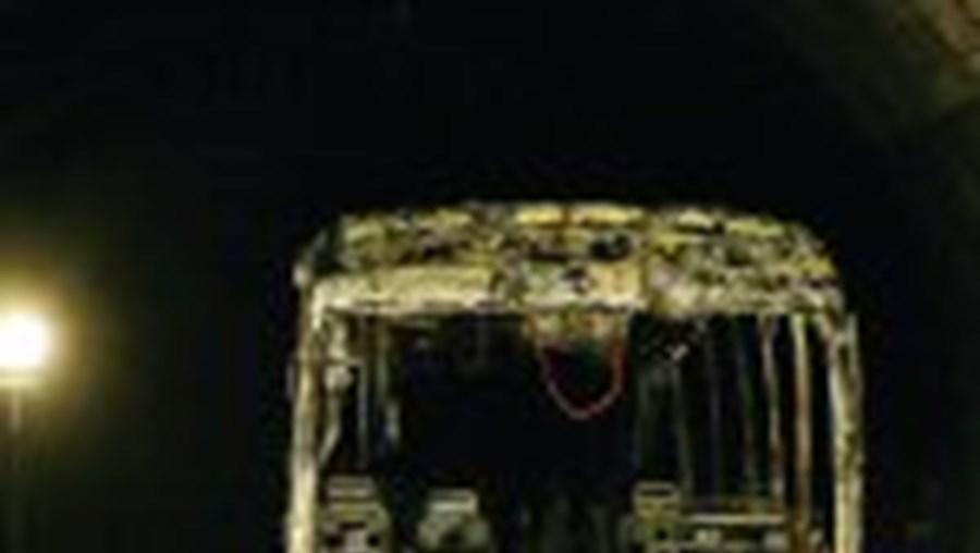 Aumenta número de vítimas em túnel suíço