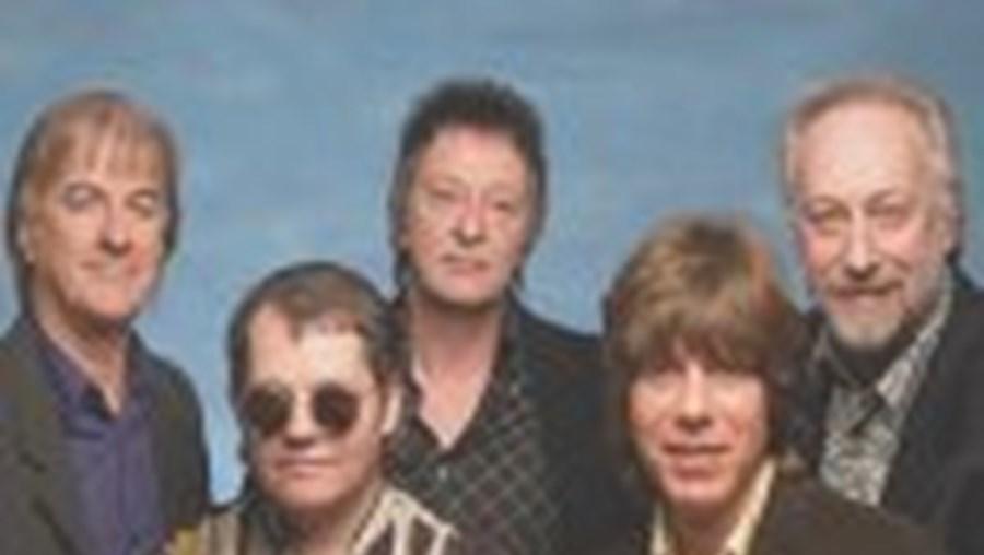 Os Yardbirds estão de volta mais de três décadas depois, com os blues