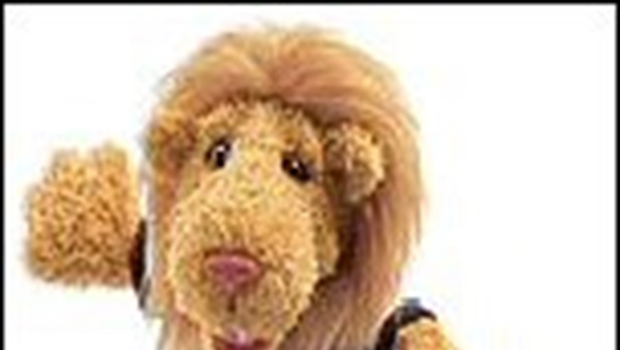 'Goleo', a mascote do Mundial'2006