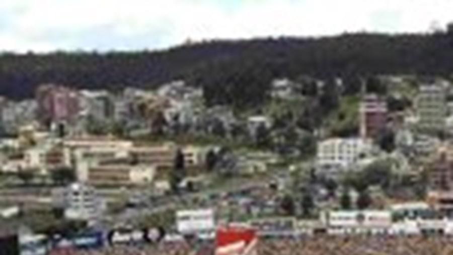 Equador (Quito) - 2850m